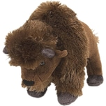 Wild Republic Cuddlekins Mini Bison 20 cm