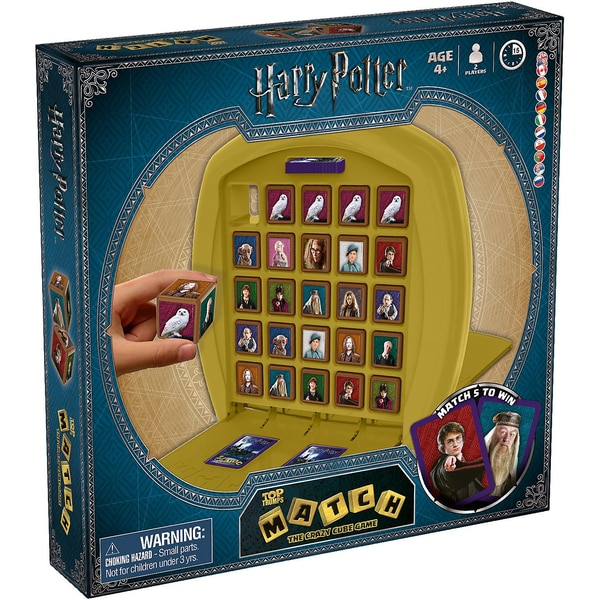 Winning Moves Top Trumps Match Harry Potter