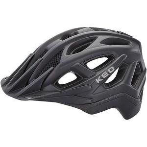 KED Helmsysteme Fahrradhelm Pylos schwarz matt