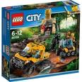 LEGO City 60159 Mission mit dem Dschungel Halbkettenfahrzeug
