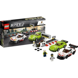 LEGO Speed 75888 Porsche 911 RSR und 911 Turbo 3.0
