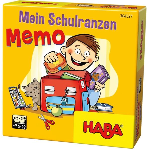 Haba Mein Schulranzen-Memo