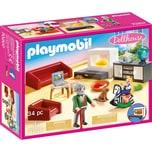 PLAYMOBIL® PLAYMOBIL® 70207 Gemütliches Wohnzimmer