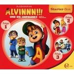 Edel CD Alvinnn!!! und die Chipmunks 1 Starter-Box 3 CDs