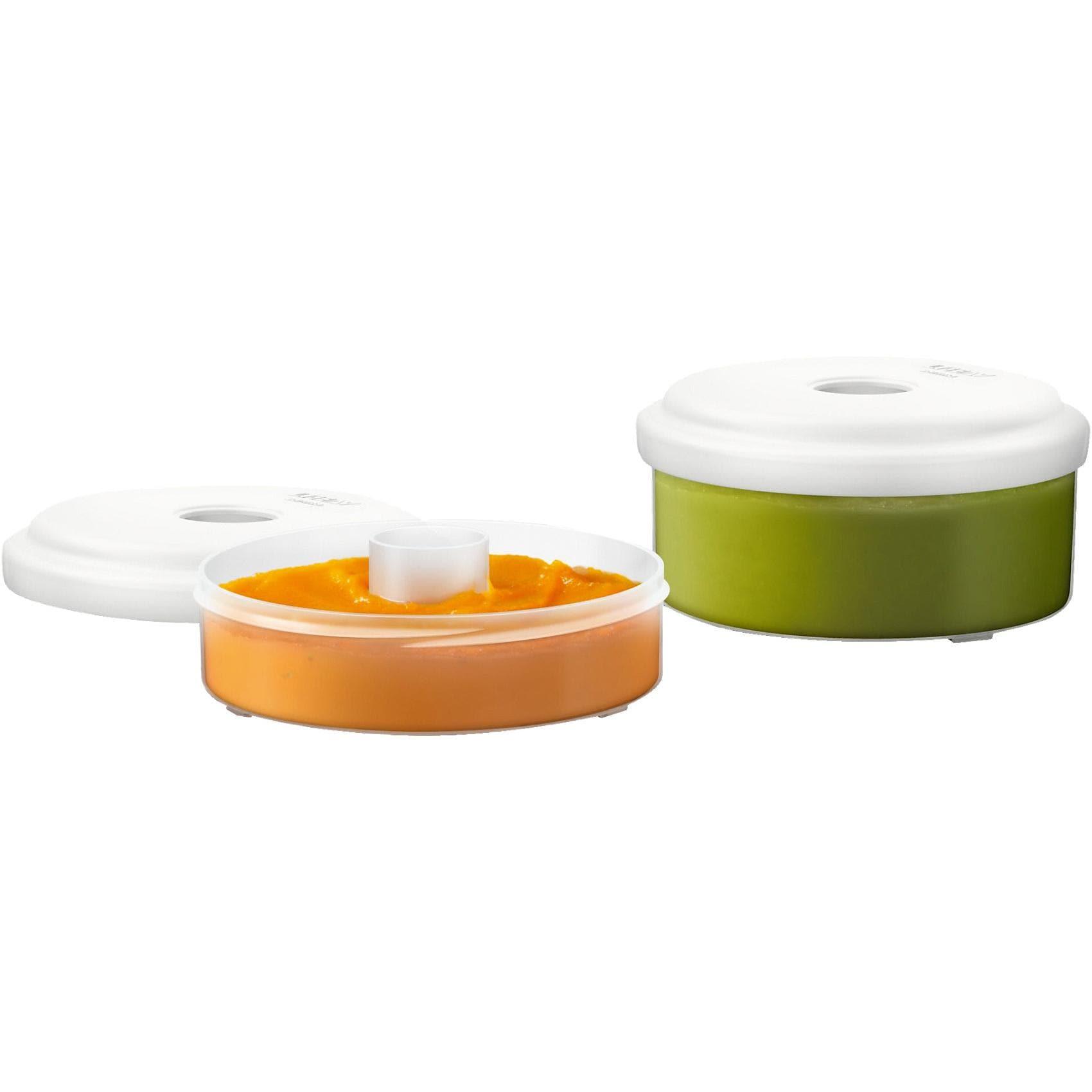 Philips Avent Aufbewahrungsbecher für Babynahrung SCF87602 120 ml240 ml