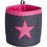 Store it! Aufbewahrungskorb Mini Stern graupink