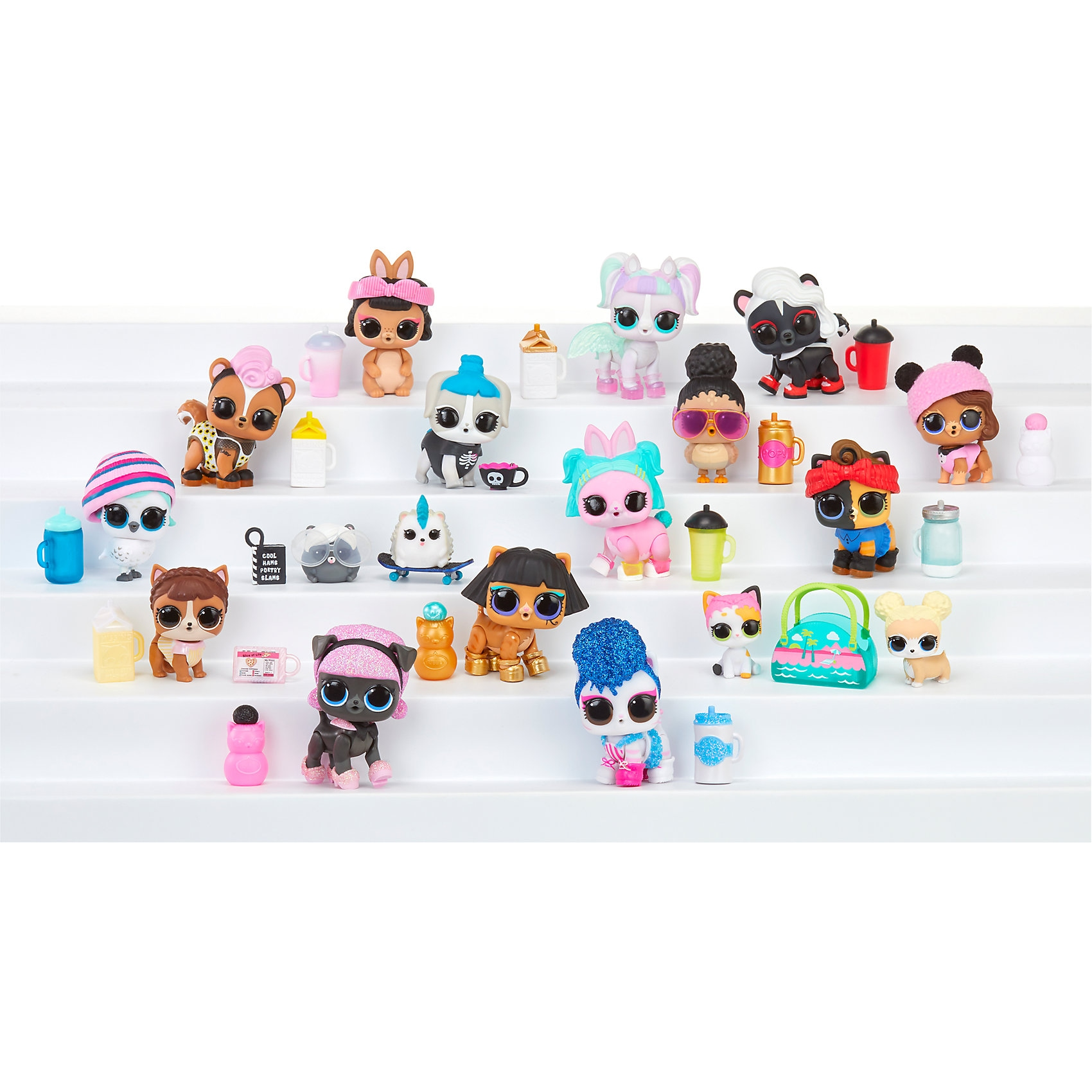 MGA L.O.L. Surprise Pets Ball- Serie 4 2A