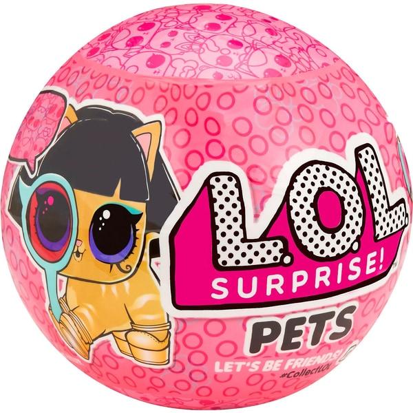 MGA L.O.L. Surprise Pets Ball- Serie 4 2A