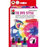 Marabu Fashion-Spray Tie Dye Style Textilsprühfarbe