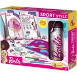 Lisciani Barbie Sport Style - Papierkleider und Malset mit Zubehör