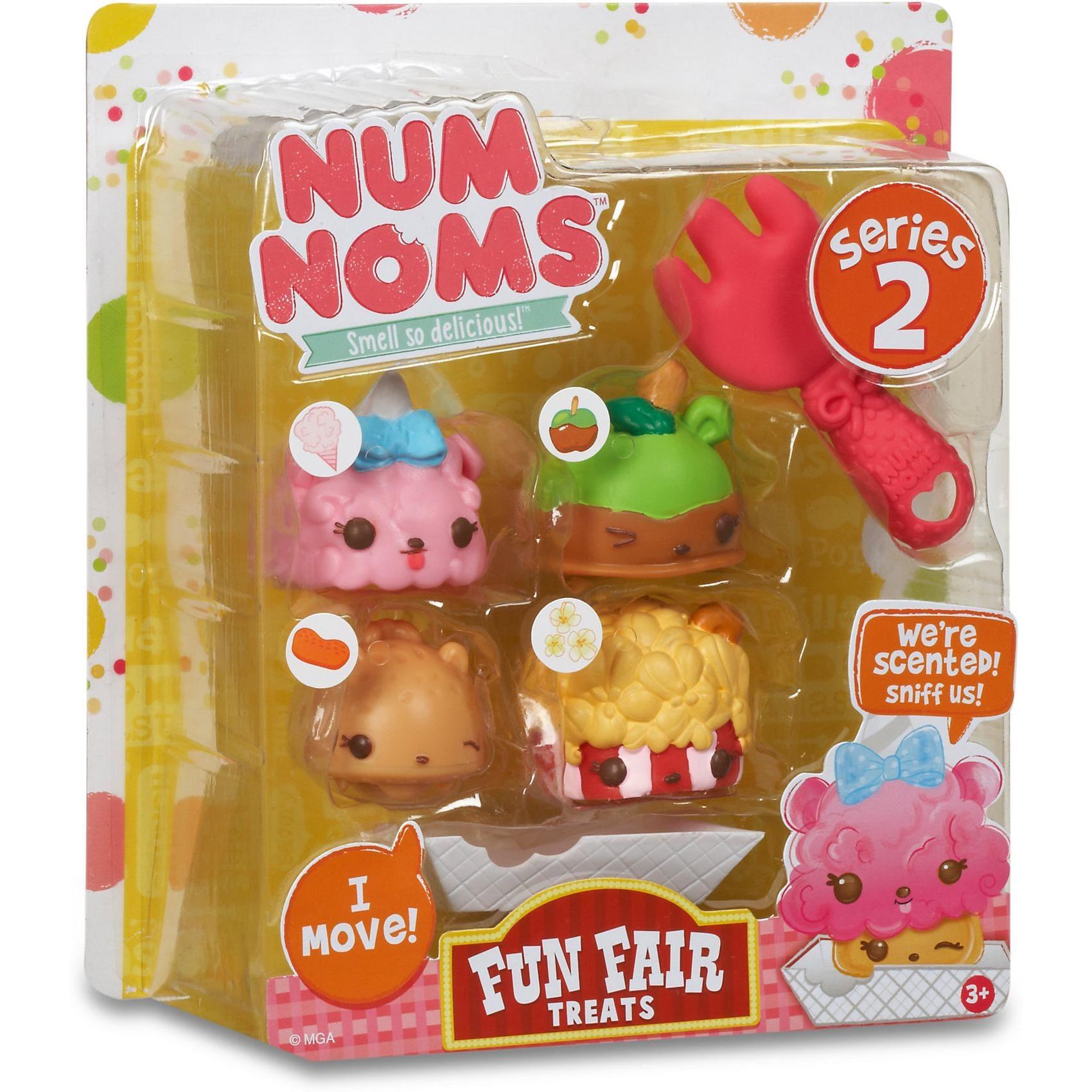 MGA Num Noms Starter Pack Fun Fair Treats