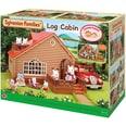 Epoch Traumwiesen Sylvanian Families Blockhütte Puppenhaus