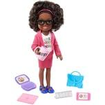 Mattel Barbie Chelsea Geschäftsfrau Puppe