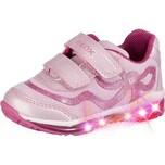 Geox Baby Halbschuhe Blinkies Todo Girl für Mädchen