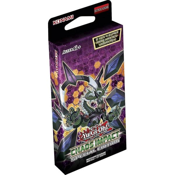 Amigo Yu-Gi-Oh! Chaos Impact Special Edition Deutsch