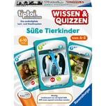 Ravensburger tiptoi Wissen Quizzen: Süße Tierkinder