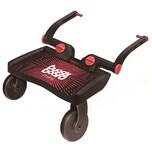 Lascal BuggyBoard Mini mit Universal Kupplung rot
