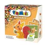 PlayMais Mosaic Little Waldtiere 2.300 Maisbausteine