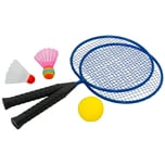Hudora Badmintonset Fun