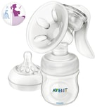 Philips Avent Handmilchpumpe Naturnah SCF33020