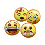 Happy People Emoji Tauchscheibe sortiert