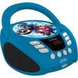 Lexibook Avengers CD-Player mit Radio Neues Design