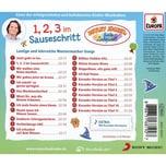 Sony CD Detlef Jöcker - 123 im Sauseschritt