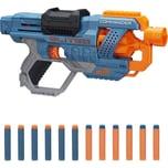 Hasbro Nerf Elite 2.0 Commander RD-6 Blaster 12 Nerf Darts 6-Dart Rotationstrommel Tactical Rail Ste