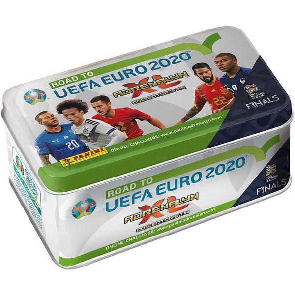 Top Media Road To Euro 2020 Tin Dose Adrenalyn