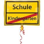 Amscan Folienballon KindergartenSchule
