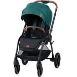 Kinderkraft Kombi-Kinderwagen EVOLUTION COCOON 2in1 grün