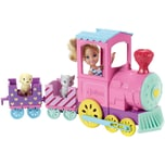 Mattel Barbie Chelsea ChooChoo Zug und Puppe