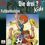 CD Die drei ??? Kids 59 Fußballhelden