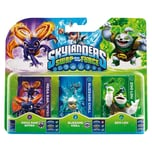 ak tronic Skylanders Swap Force Triple Pack Zoo Lou Spyro Chill