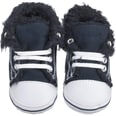 Playshoes Baby Krabbelschuhe Mit Warmfutter