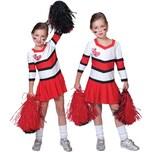 Funny Fashion Kostüm Cheerleader