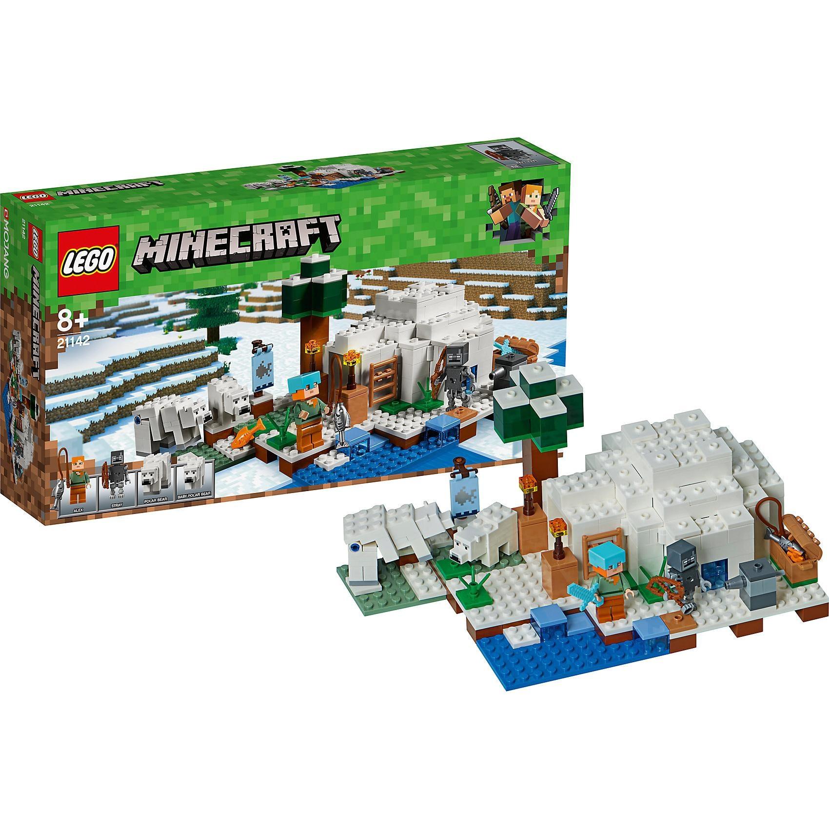Lego Minecraft 21142 Eisiglu