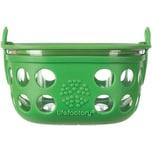 Lifefactory Lebensmittelaufbewahrung aus Glas green 240 ml