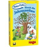 Haba 305547 Ratz Fatz durch die Jahreszeiten