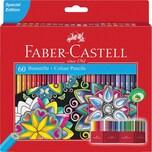 Faber-Castell Buntstift Castle 60er Kartonetui