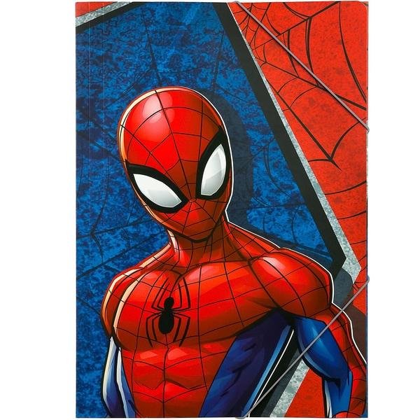 Undercover Gummizugmappezeichenmappe A3 Spider-Man