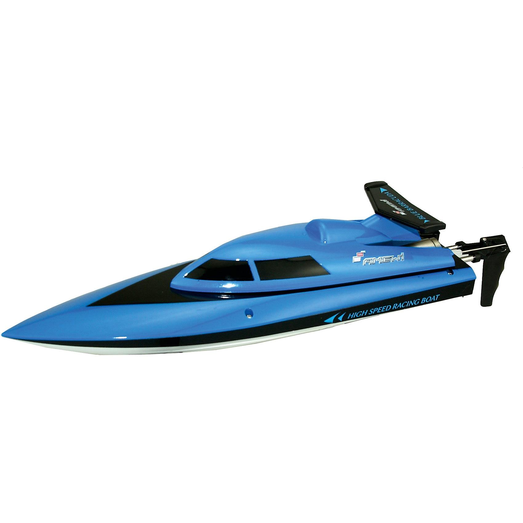 Amewi RC Boot Blue Barracuda Boot
