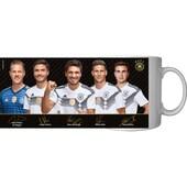 Tasse DFB Stegen, Hector, Hummels, Süle, Götze 320 ml