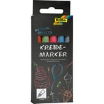 Folia Kreidemarker Metallic 5Er Set