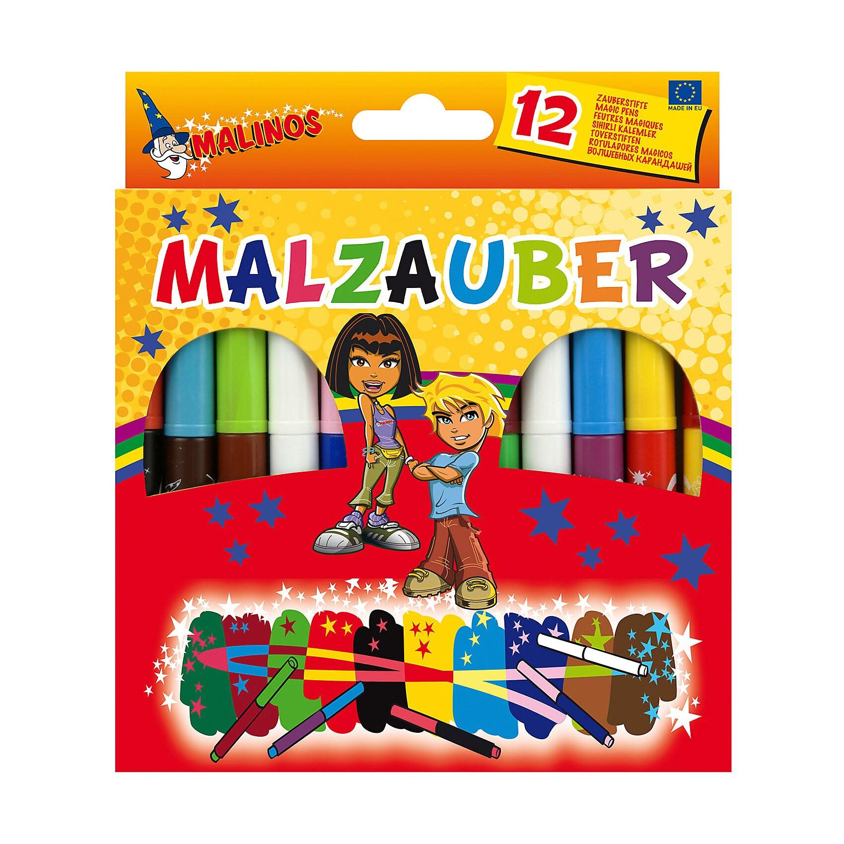 Amewi Malinos Malzauber 12 Stifte