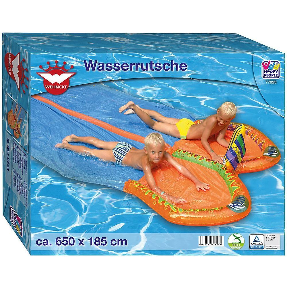 Happy People Doppelwasserrutsche 6.50m