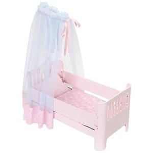 Zapf Creation Baby Annabell® Sweet Dreams Bett mit Licht und Sound Puppenzubehör