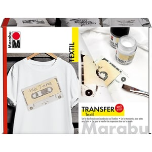 Marabu Textil Transfer-Set