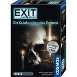 Kosmos EXIT Das Spiel Die Katakomben des Grauens