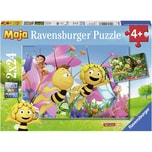 Ravensburger 2er Set Puzzle je 24 Teile 26x18 cm Die kleine Biene Maja